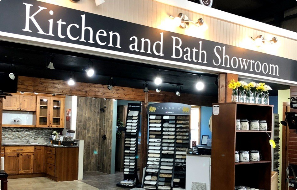 Kitchen and Bath Showroom