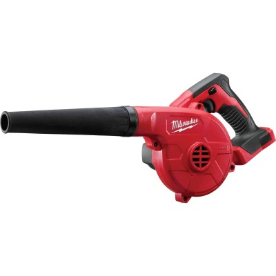 Milwaukee M18 160 MPH 18V Compact Lithium-Ion Cordless Blower (Bare Tool)