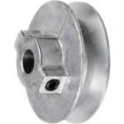 Chicago Die Casting 2-3/4 In. x 5/8 In. Single Groove Pulley Image 1