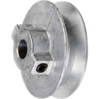 Chicago Die Casting 4-1/2 In. x 5/8 In. Single Groove Pulley Image 1