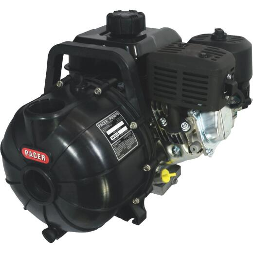 Pacer Pumps 4 HP Gas Engine Transfer Pump