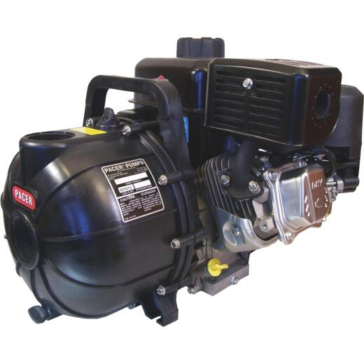 Pacer Pumps 5.5 HP Gas Engine Transfer Pump
