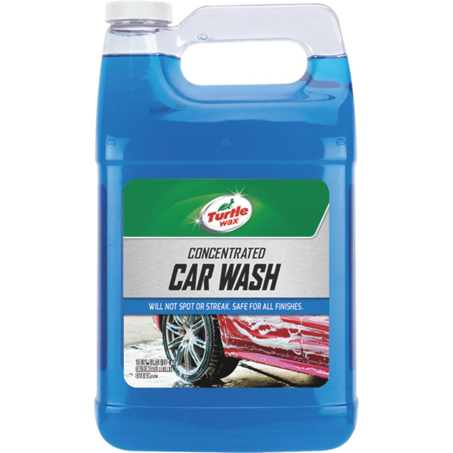 Turtle Wax 100 Oz. Liquid Concentrated Car Wash Image 1