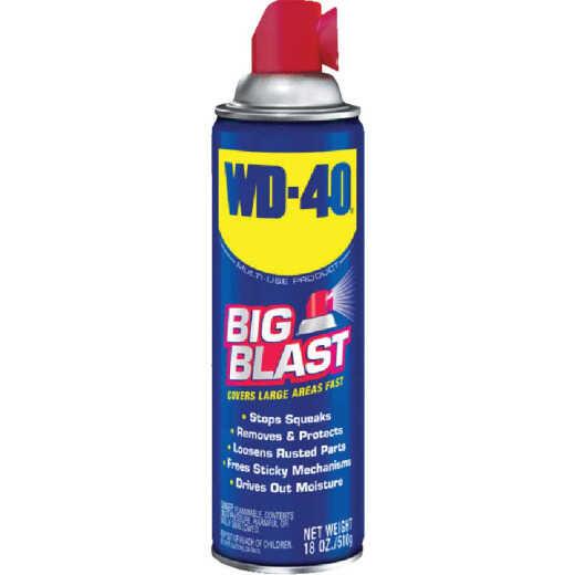 WD-40 Big Blast 18 Oz. Aerosol Multi-Purpose Lubricant