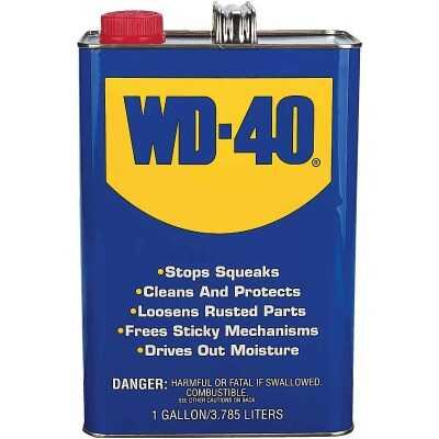 WD-40 Gal. Liquid Multi-Purpose Lubricant