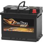 Deka Gold 12-Volt 650 CCA Automotive Battery, Top Post Right Front Positive Terminal Image 1