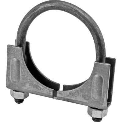 "Victor Saddle 2"" 13-gauge Steel Muffler Clamp"