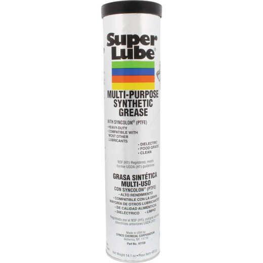 Super Lube 14 Oz. Cartridge Synthetic Multi-Purpose Grease