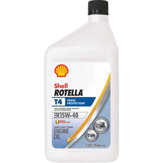 ROTELLA 15W40 Quart Triple Protection Motor Oil