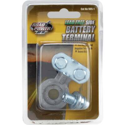 Road Power Lead-Free Side Post Battery Terminal