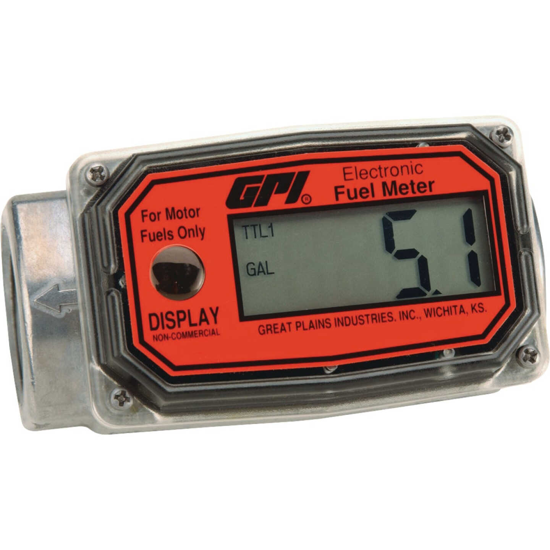 GPI 3-30 GPM Flow Meter Kit Image 1