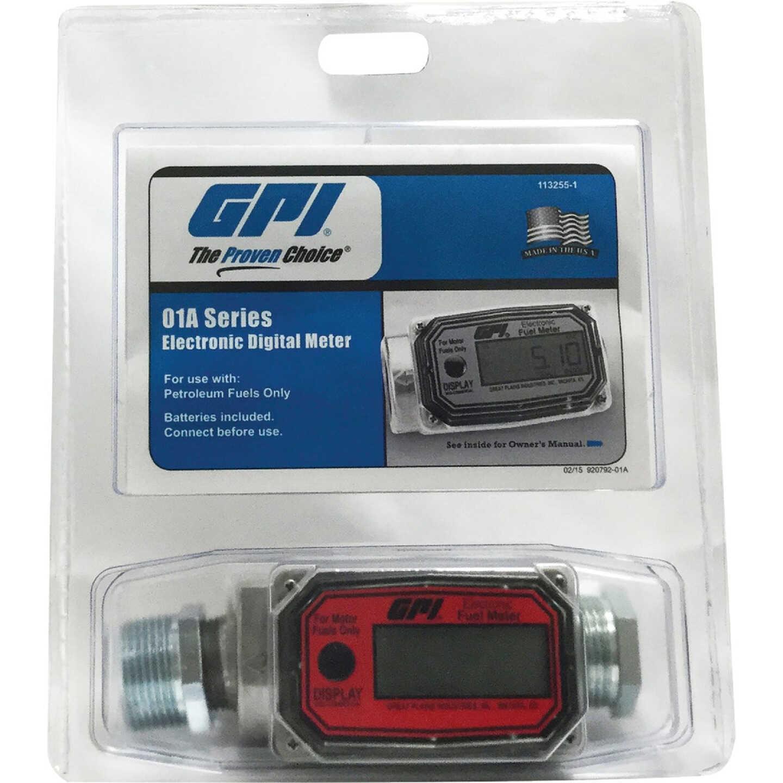 GPI 3-30 GPM Flow Meter Kit Image 2