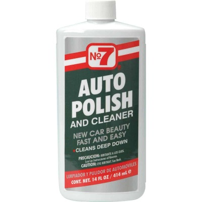 NO. 7, 14 Oz. Liquid Polishing Compound
