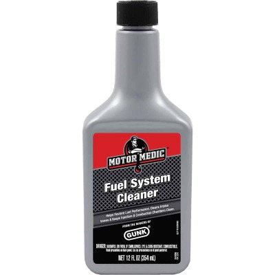 MotorMedic 12 Fl. Oz. Fuel System Cleaner