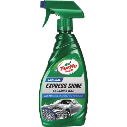Turtle Wax Express Shine 16 oz Trigger Spray Spray Car Wax