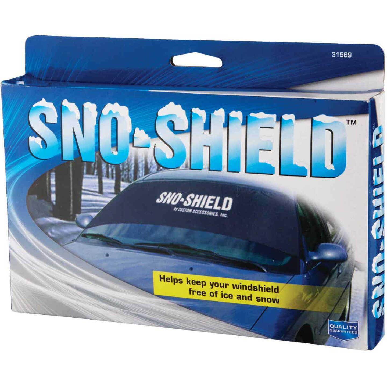 Sno-Shield 78 In. Nylon Windshield Cover Image 4