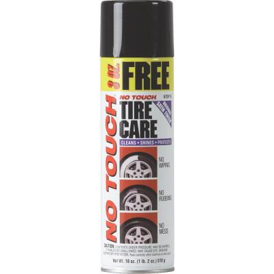 No Touch 18 oz Aerosol Spray Tire Cleaner