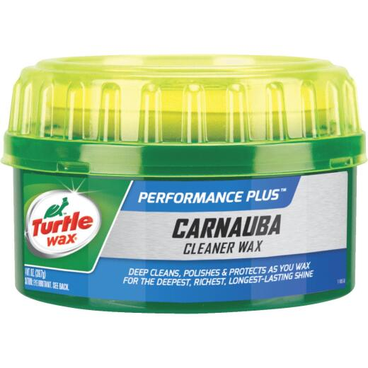 Turtle Wax 14 oz Carnauba Paste Car Wax
