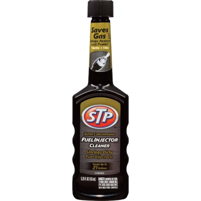 STP 5.25 Fl. Oz. Fuel Injector Fuel System Cleaner