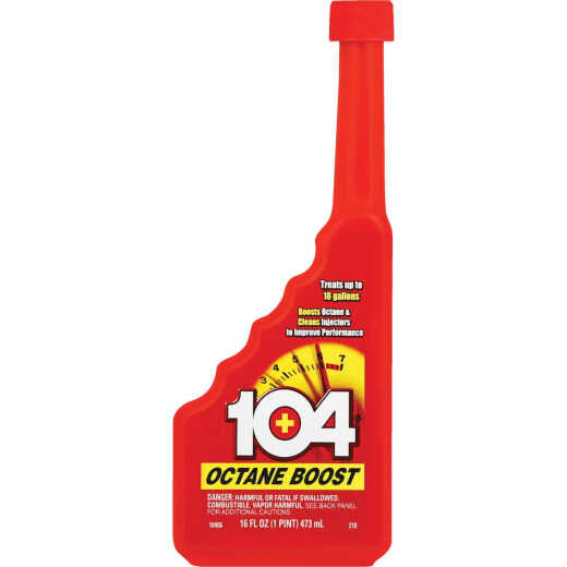104+ 16 Fl. Oz. Octane Boost Gas Treatment
