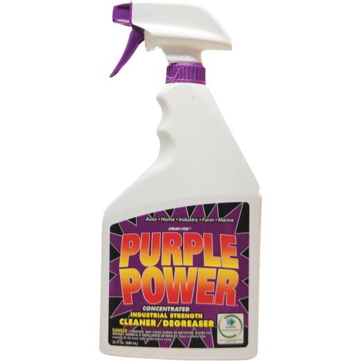 Purple Power 32 Oz. Trigger Spray Industrial Strength Cleaner/Degreaser
