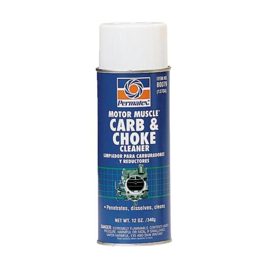 Permatex 12.5 Oz Aerosol Carburetor Cleaner