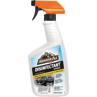 Armor All 32 Oz. Cleaner and Disinfectant Spray