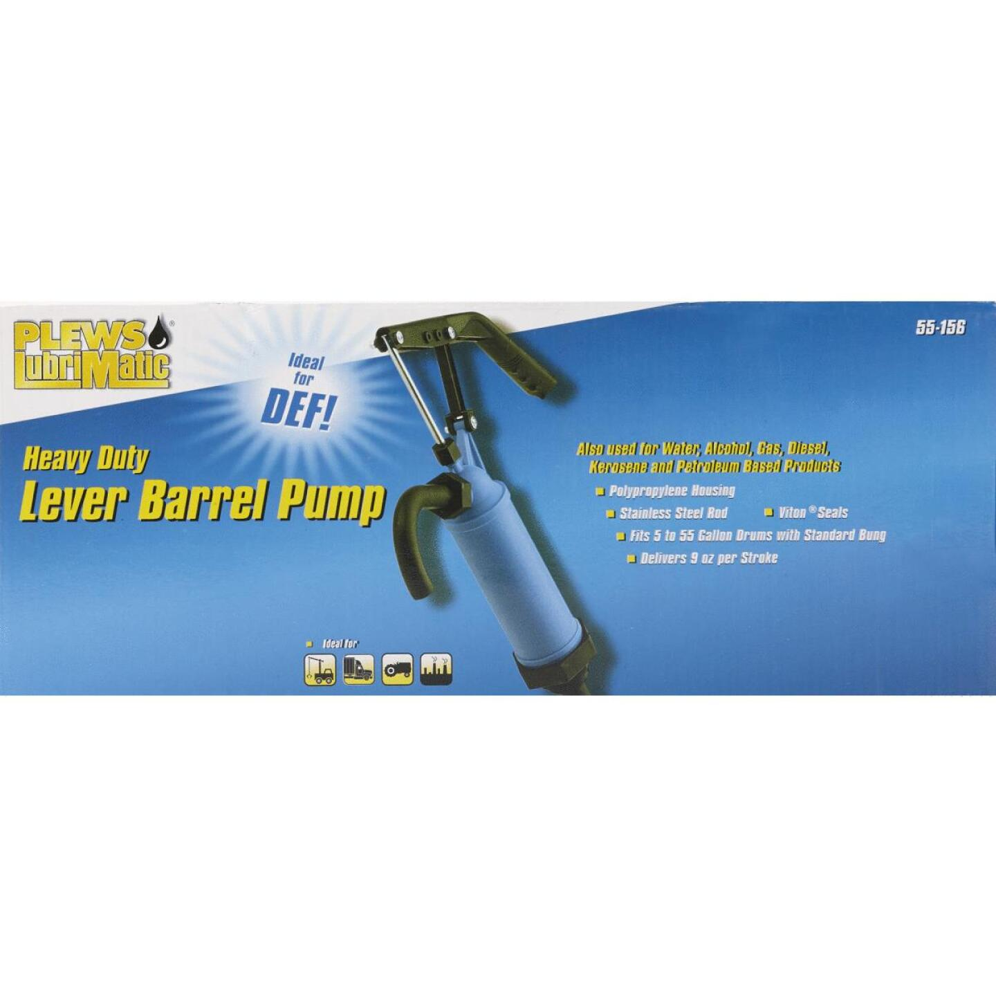Plews LubriMatic DEF Lever Pump Image 2
