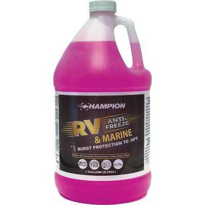 Champion Gallon -50 Deg F RV and Marine Antifreeze