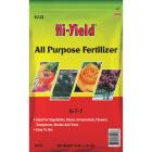Hi-Yield 4 Lb. 6-7-7 Dry Plant Food All-Purpose Fertilizer Image 1
