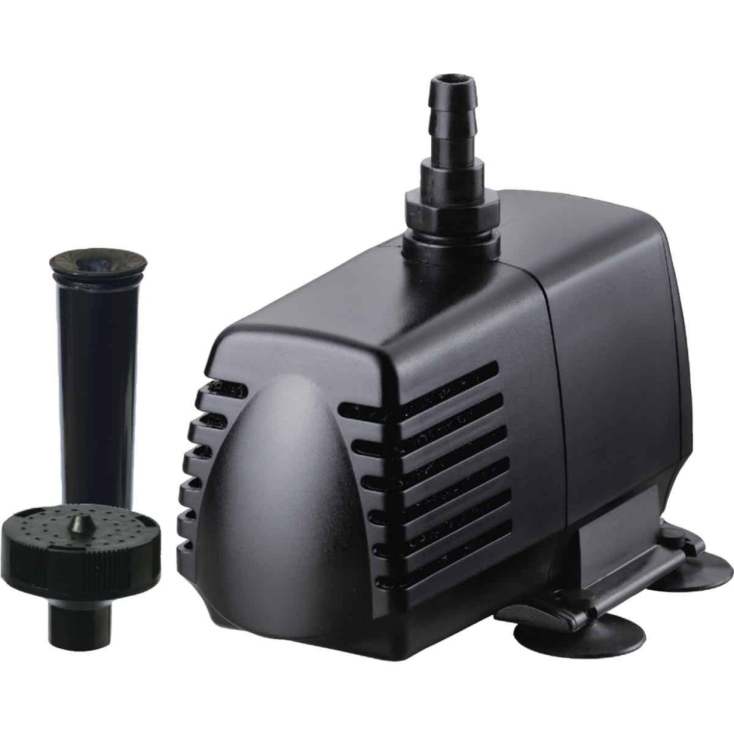 PondMaster Eco 400 GPH 3/4 In. Pond Pump & Fountain Head Kit Image 1