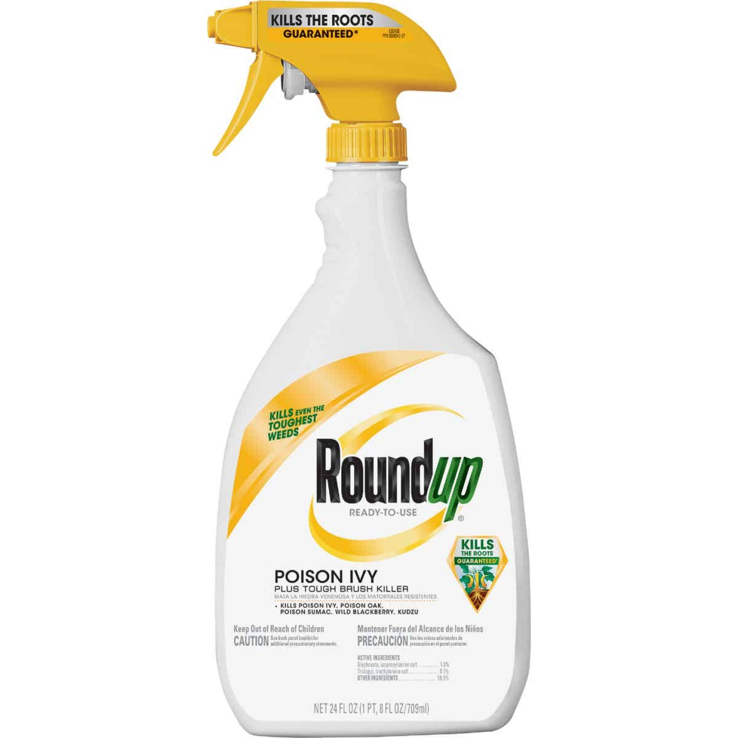 Roundup 24 Oz. Ready-To-Use Poison Oak & Ivy Killer Image 1