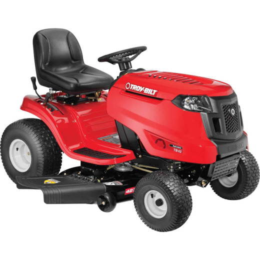 Troy-Bilt 42 In. 541cc 17hp Kohler Single Cylinder 7-Speed Lawn Tractor