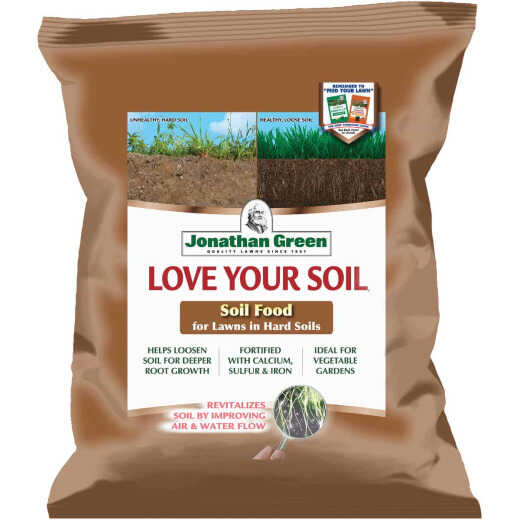 Jonathan Green Love Your Soil 18 Lb. 5000 Sq. Ft. Organic Lawn & Soil Food