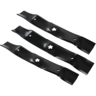 Husqvarna 48 In. High Lift Tractor Mower Blade Set Image 1