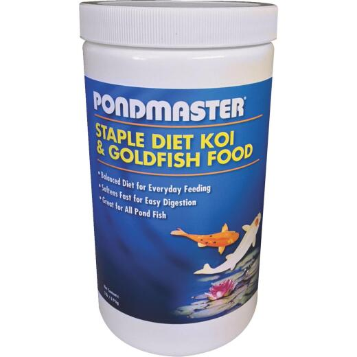 PondMaster 2 Lb. Staple Diet Koi & Goldfish Pond Fish Food
