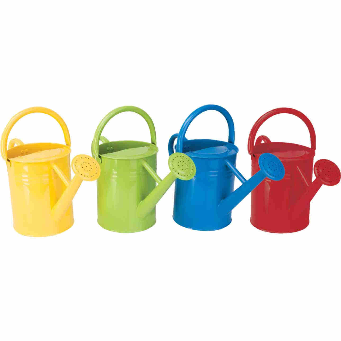 Panacea 2 Gal. Assorted Metal Watering Can Image 1
