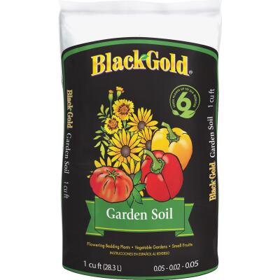 Black Gold 1 Cu. Ft. All Purpose Garden Soil