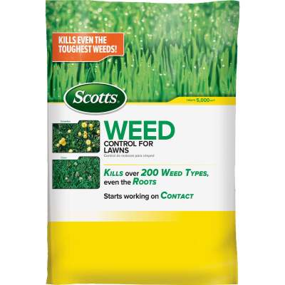Scotts 14 Lb. Ready To Use Granules Weed Killer