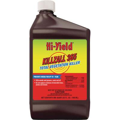 Hi-Yield Killzall 365 32 Oz. Concentrate Vegetation Killer