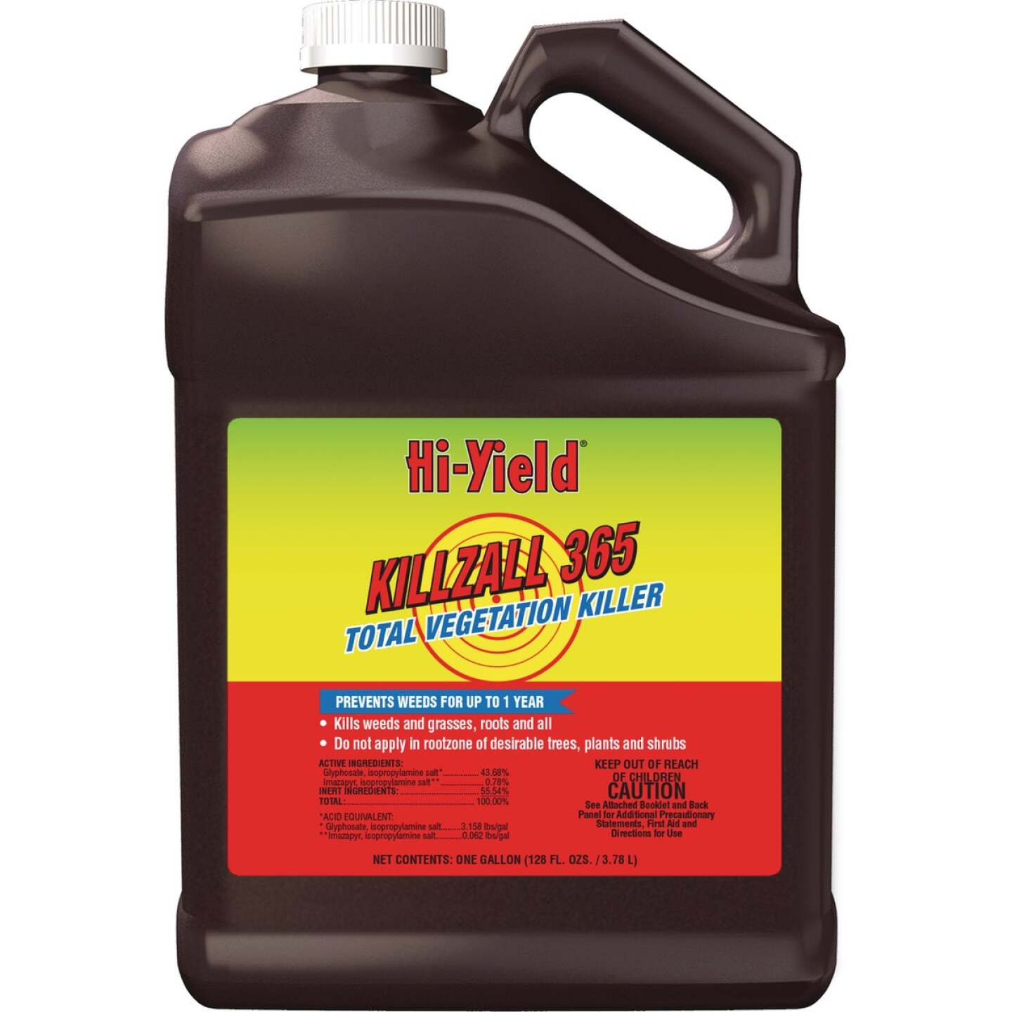 Hi-Yield Killzall 365 1 Gal. Concentrate Vegetation Killer Image 1