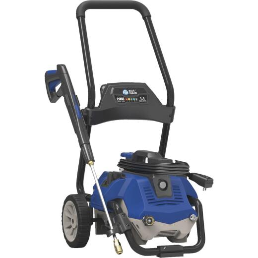 Blue Clean 2050PSI 1.7gpm Cold Water Electric Pressure Washer