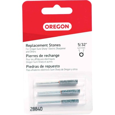 Oregon 5/32 In. Replacement Grinding Stones (3 Count)