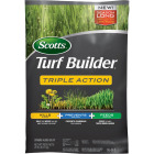 Scotts Turf Builder Triple Action 50 Lb. 10,000 Sq. Ft. Lawn Fertilizer with Weed Killer Image 1