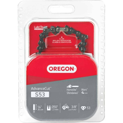 Oregon AdvanceCut S53 14 In. Chainsaw Chain