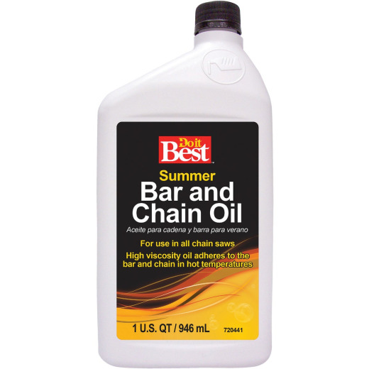 Do it Best 1 Qt. Summer Bar and Chain Oil