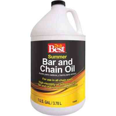 Do it Best 1 Gal. Summer Bar and Chain Oil