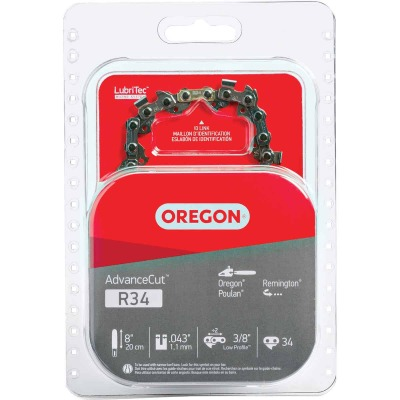 Oregon AdvanceCut R34 8 In. Chainsaw Chain