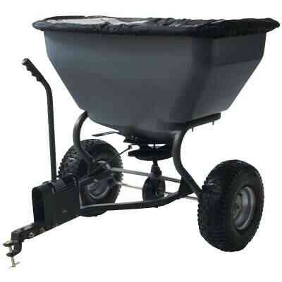 Precision ATV 200 Lb. Capacity Tow Behind Broadcast Fertilizer Spreader