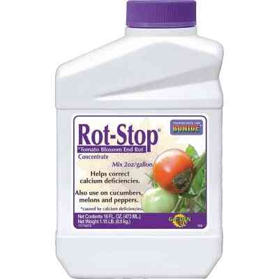 Bonide Rot Stop 1 Pt. Liquid Concentrate Blossom End Rot Preventer